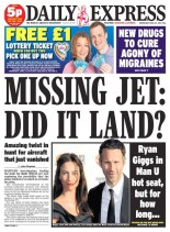 Daily Express - Wednesday, 23 April 2014