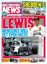 Motorsport News - 23 April 2014