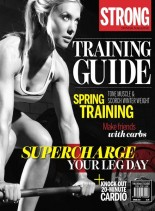 STRONG Fitness Training Guide - Spring 2014