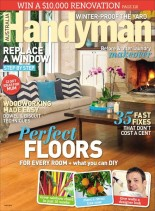 Australian Handyman - May 2014