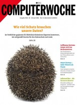 Computerwoche Magazin N 18 vom 28 April 2014