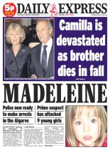 Daily Express - Thursday, 24 April 2014