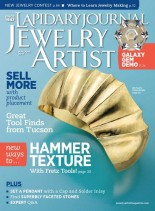 Lapidary Journal Jewelry Artist - May-June 2014