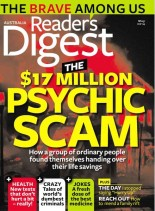 Reader's Digest Australia - May 2014