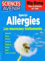Sciences et Avenir N 807 - Mai 2014