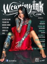 Wearing Ink - October 2013