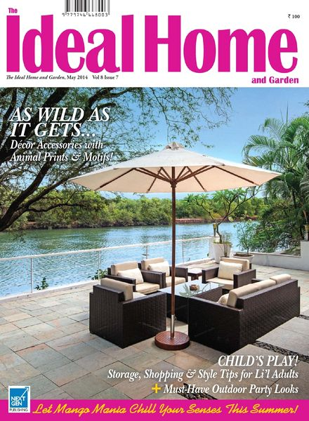 Download The Ideal Home And Garden Magazine May 2014