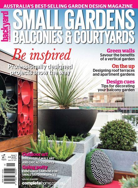 Download Backyard Garden Design Ideas Magazine Small Gardens Balconi
