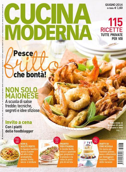 Download cucina moderna giugno 2014 pdf magazine - Cucina moderna magazine ...