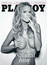 Playboy Special Collector's Edition The Natural Issue - May 2014