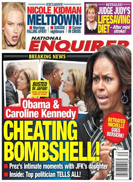 download national enquirer 19 may 2014   pdf magazine