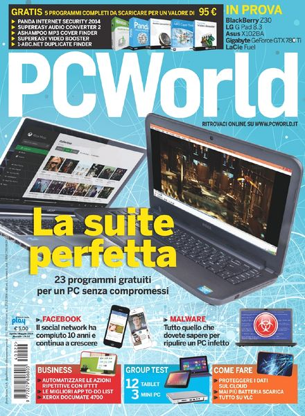 download pc world italia n 22 aprile maggio 2013 pdf