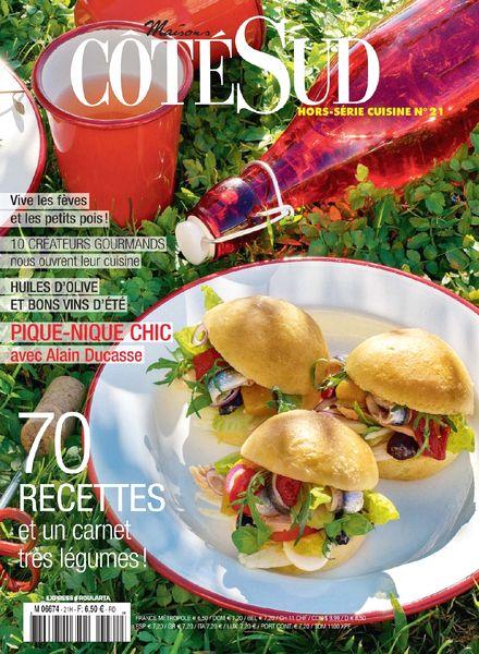 Download maisons cote sud hors serie cuisine n 21 mai for Hors serie cuisine