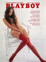 Playboy USA - February 1973