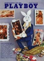 Playboy USA - January 1973