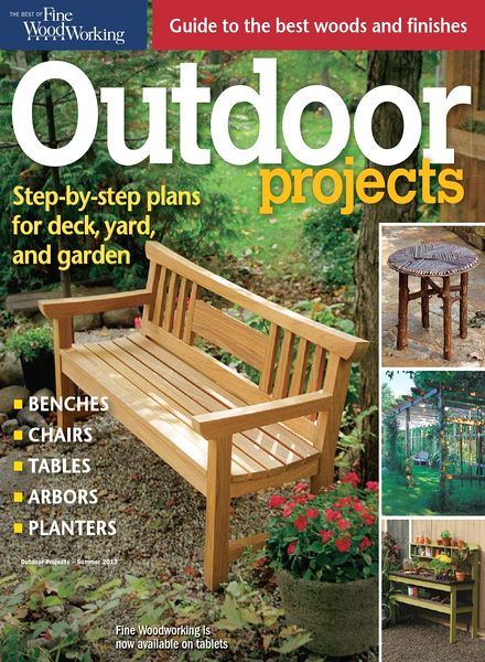 Download The Best of Fine Woodworking Outdoor Projects ...