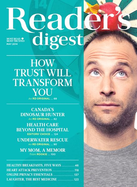 writing articles for readers digest