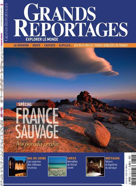 download grands reportages n 306 juillet 2007 pdf magazine. Black Bedroom Furniture Sets. Home Design Ideas