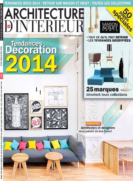 download architecture d interieur magazine n 06 pdf magazine. Black Bedroom Furniture Sets. Home Design Ideas