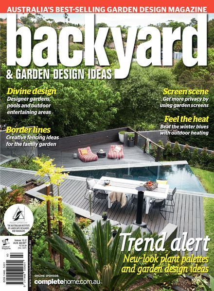 Download Backyard & Garden Design Ideas Magazine Issue 12