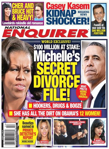 Image result for national enquirer whitney houston