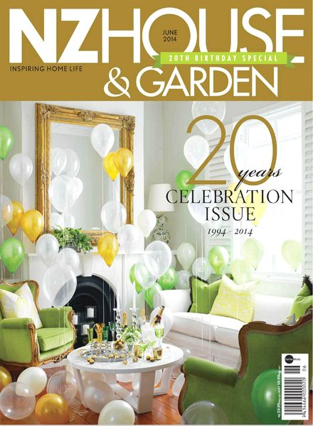 Download NZ House Garden Magazine June 2014 PDF Magazine