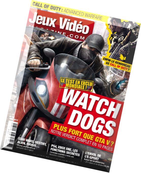 download jeux video magazine n 161 juin 2014 pdf magazine. Black Bedroom Furniture Sets. Home Design Ideas