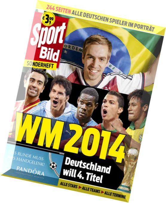 sport bild wm 2017 sonderheft
