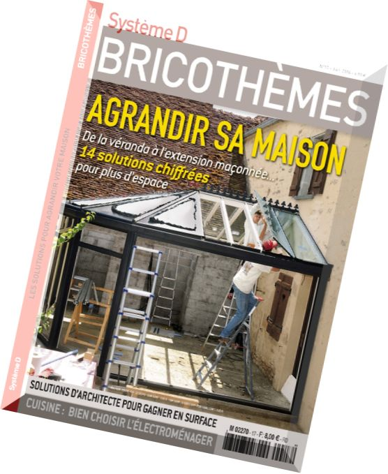download systeme d bricothemes n 17 juin 2014 pdf magazine. Black Bedroom Furniture Sets. Home Design Ideas