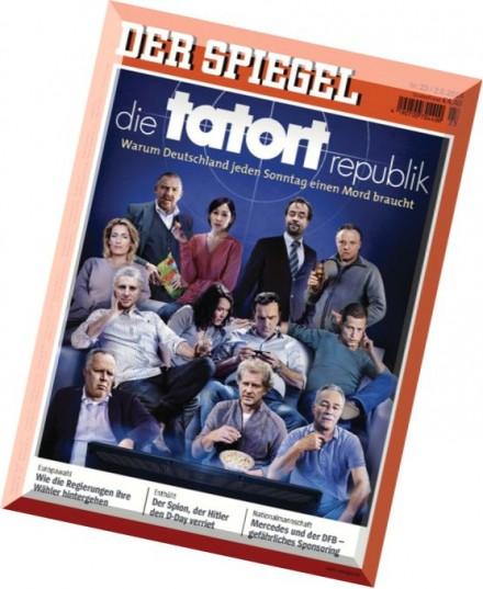 Download der spiegel 23 2014 pdf magazine for Spiegel download