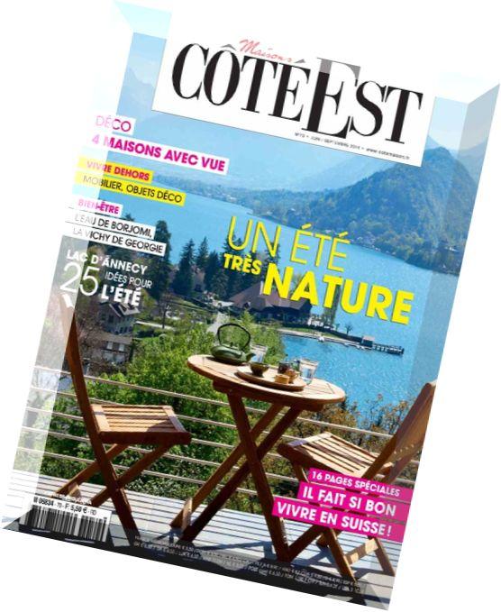 download maisons cote est n 70 juin septembre 2014 pdf magazine. Black Bedroom Furniture Sets. Home Design Ideas