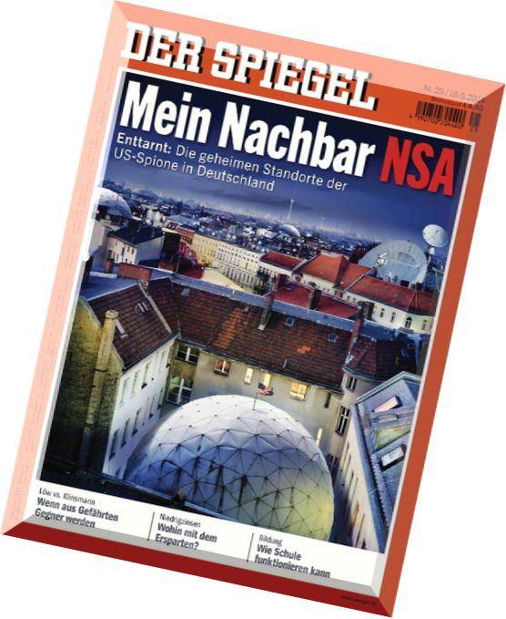 Download der spiegel 25 2014 pdf magazine for Spiegel download