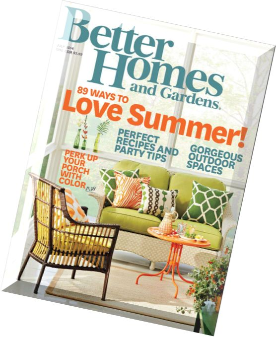 Download better homes and gardens july 2014 pdf magazine Better homes and gardens download