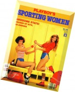 Playboy's Sporting Women - March-April 1986