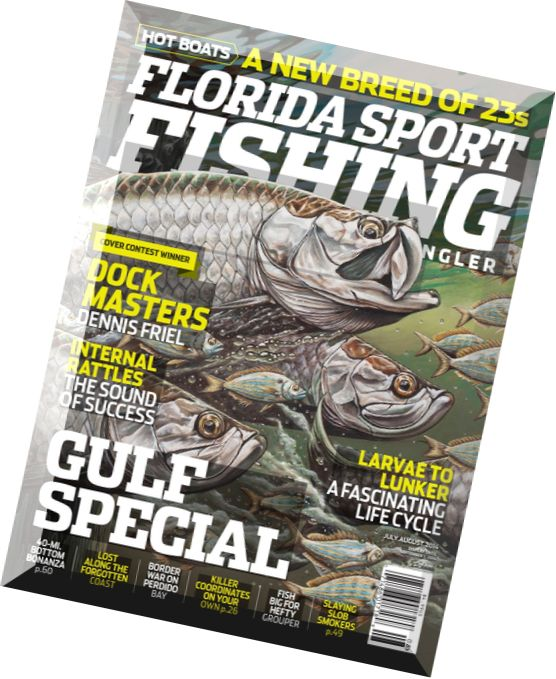 Download florida sport fishing july august 2014 pdf for Florida sport fishing magazine