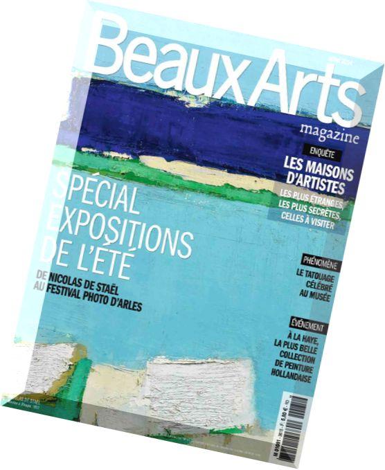 download beaux arts juillet 2014 pdf magazine. Black Bedroom Furniture Sets. Home Design Ideas