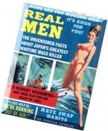 Real Men - August 1971