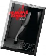 FEMME FATALE - the book 006 June 2014