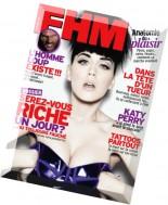 FHM France - September 2010