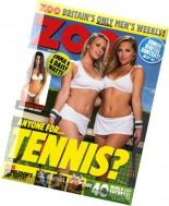 ZOO UK - 27 June - 3 July 2014