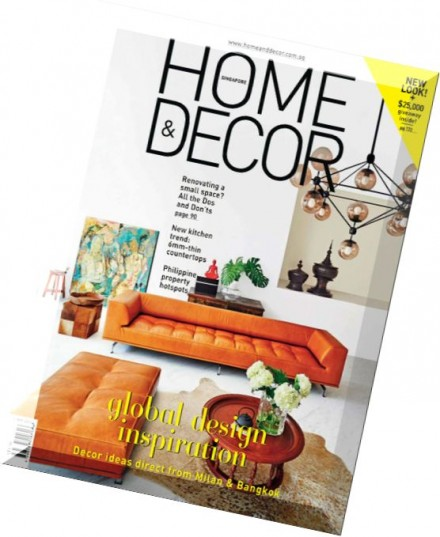 Download home decor singapore magazine july 2014 pdf magazine - Magazine for home decor style ...