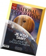 National Geographic Slovenia - July 2014