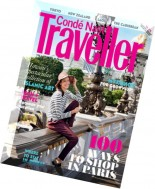 Conde Nast Traveller Middle East- July 2014