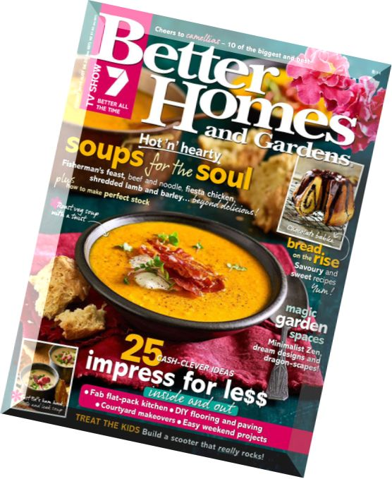 Download better homes and gardens australia august 2014 Better homes and gardens au