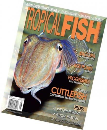 Download tropical fish hobbyist august 2014 pdf magazine for Tropical fish magazine
