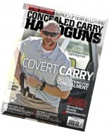 Gun World Concealed Carry Handguns - July-August 2014