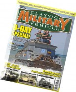 Classic Military Vehicle - Issue 159, August 2014