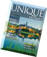 Unique Homes Magazine - Summer 2014