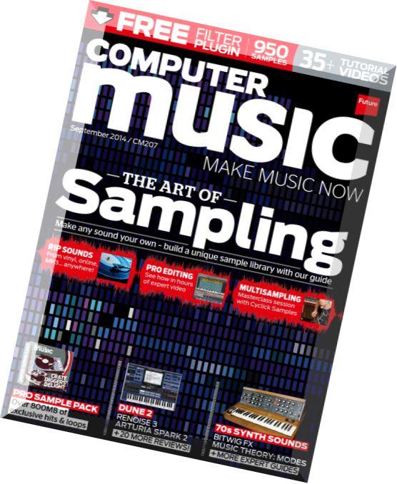 Computer music august 2016 - d8169