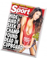 Sunday Sport - 13 July 2014